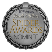 10th Black and White Spider Awards Nominee Fabien Queloz
