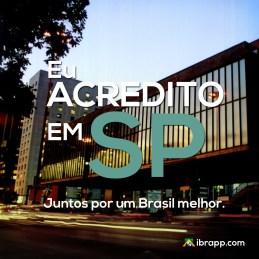 Peça da fanpage São Paulo