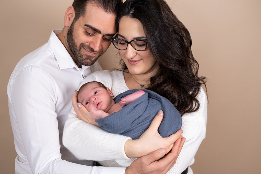 Servizio New Born - Famiglia