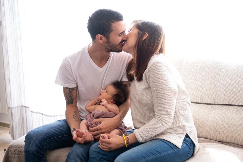 Servizio Fotografico new Born a casa