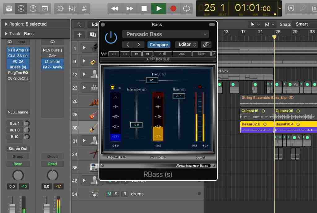 mixing tutorial