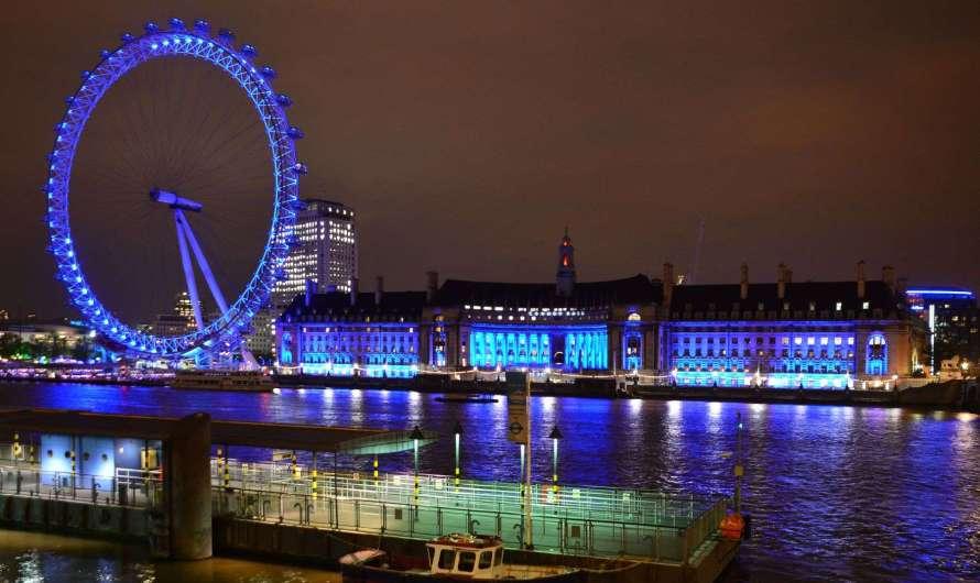 Londres, do clássico ao rock e pop
