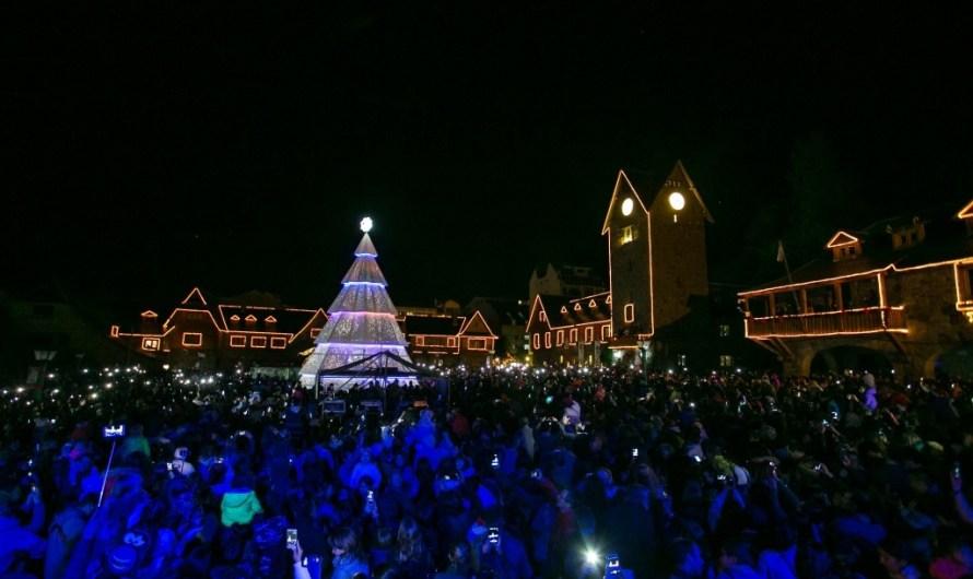Bariloche tem programação natalina neste fim de ano