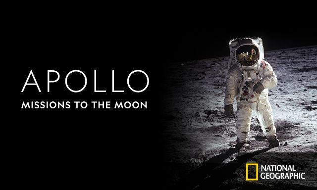 Para reviver a chegada à Lua