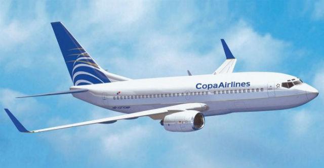 Copa Airlines - Divulgação 1