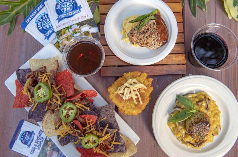 Festival de sabores anima o SeaWorld Orlando