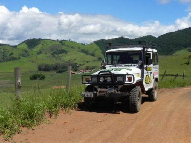 Agência de ecoturismo na Serra Mantiqueira tem curso para pilotos 4×4
