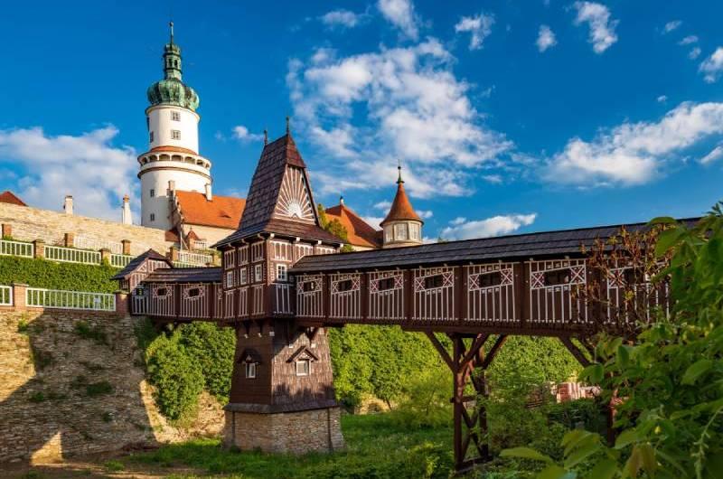 Pontes mágicas da República Tcheca