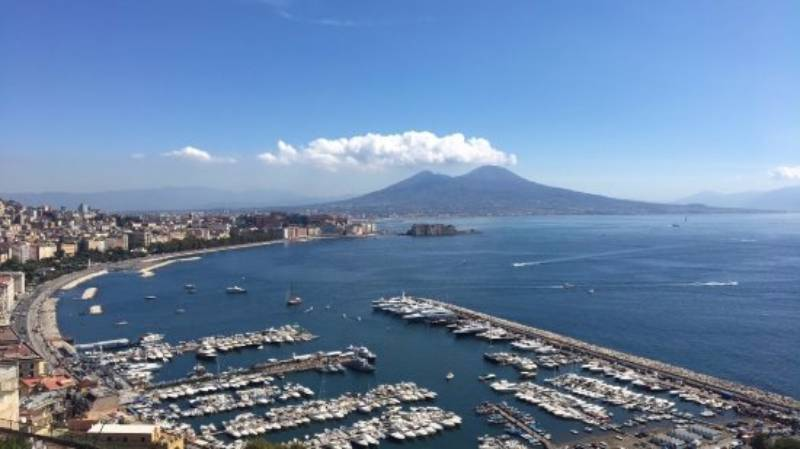 Eterno sabor de Nápoles