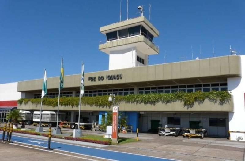 Aeroporto de Foz do Iguaçu recebe certificação contra o coronavírus