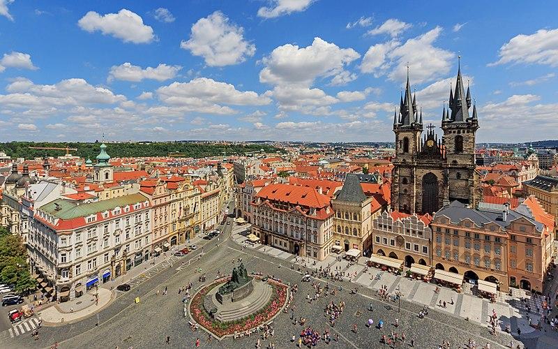 Viaje pela República Tcheca pelo Instagram