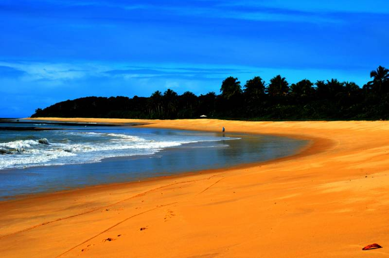 Aproveite o Verão, o sol e o mar em Trancoso, na Bahia