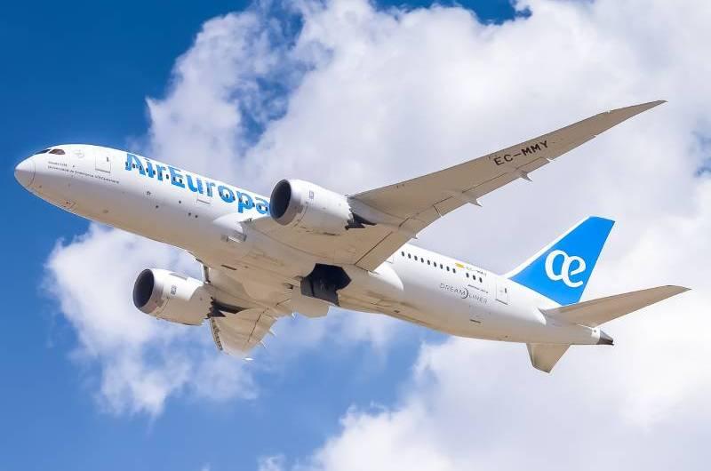 Air Europa lança promoção de tarifas