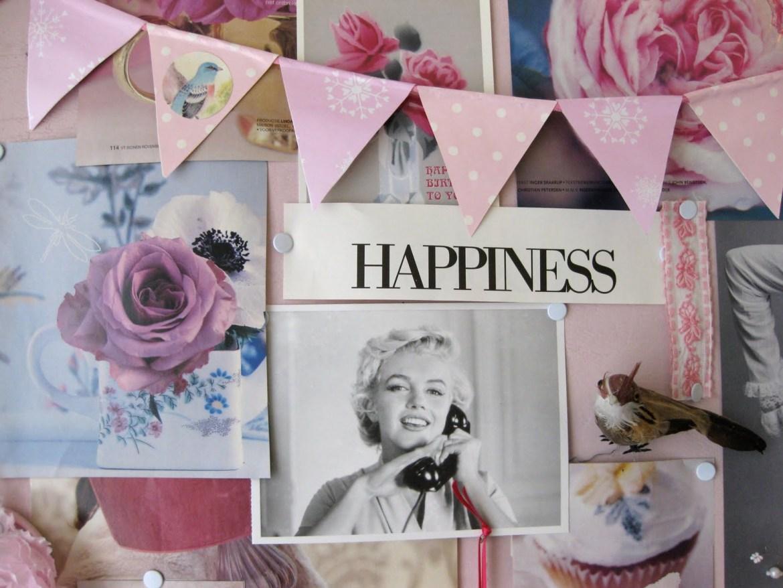 Inspirational board, mood board, quadro de inspiração