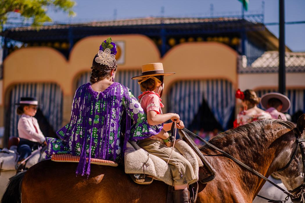 Feria de Carmona - o mais belo festival andaluz