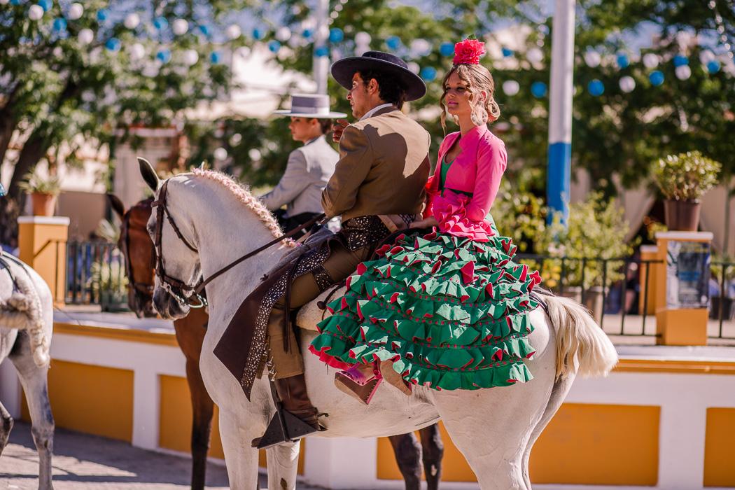 Feria de Carmona - um belo festival andaluz