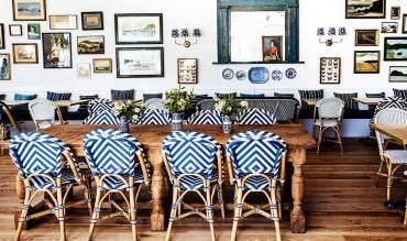 Restaurante do Hotel Boutique Halcyon House