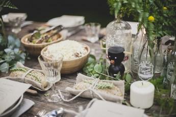 Inspiração para uma festa no jardim