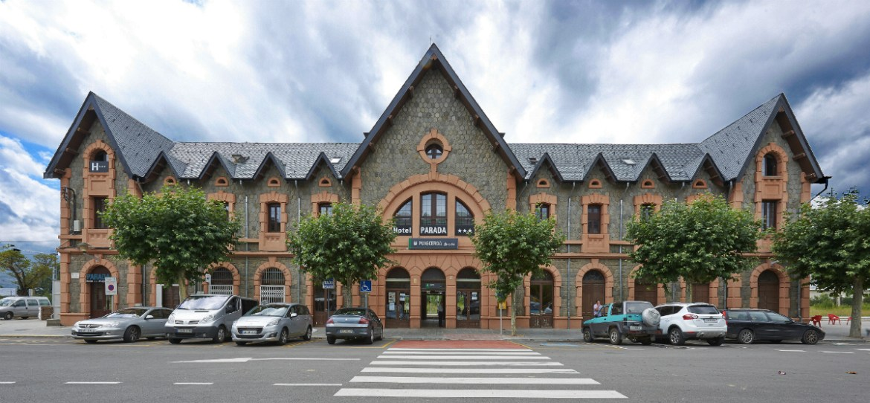 Uma estação de trem onde vale a pena passar a noite - Hotel Parada Puigcerdá