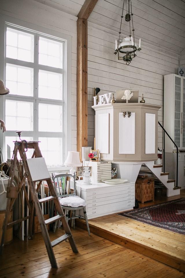 Reforma torna uma igreja em uma casa de sonho