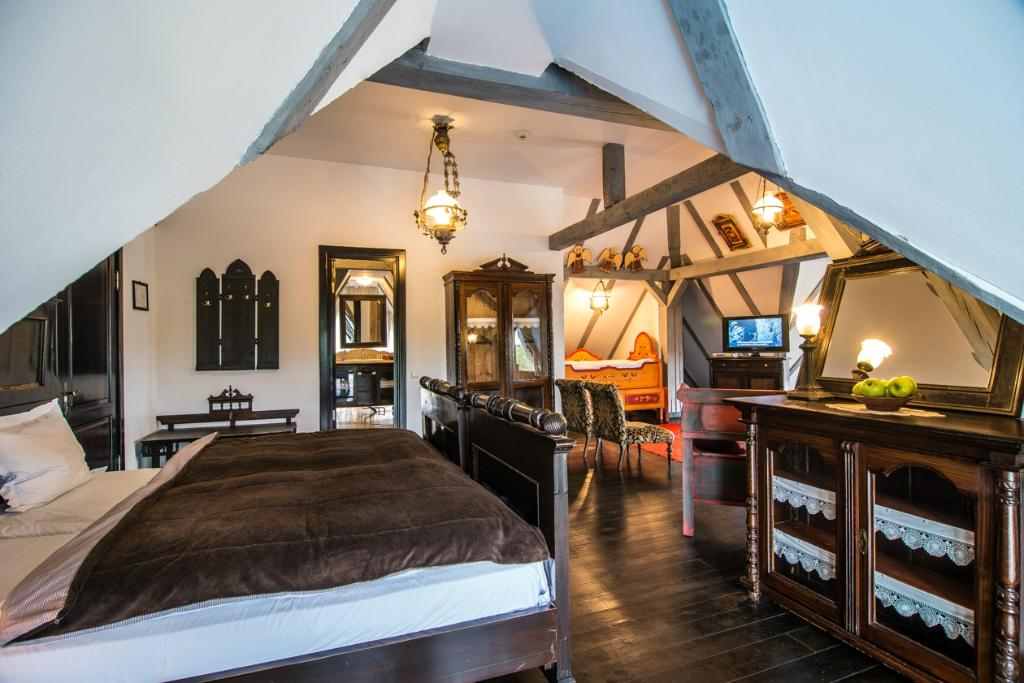 Um incrível HOTEL NA TRANSILVÂNIA