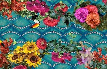 Os lenços da Tropicale