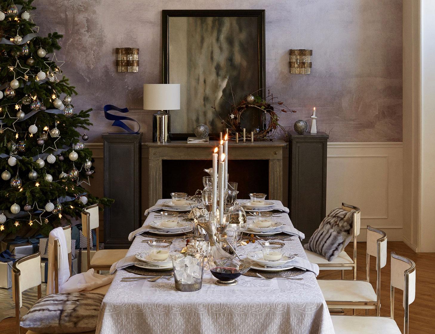 Natal todo branco