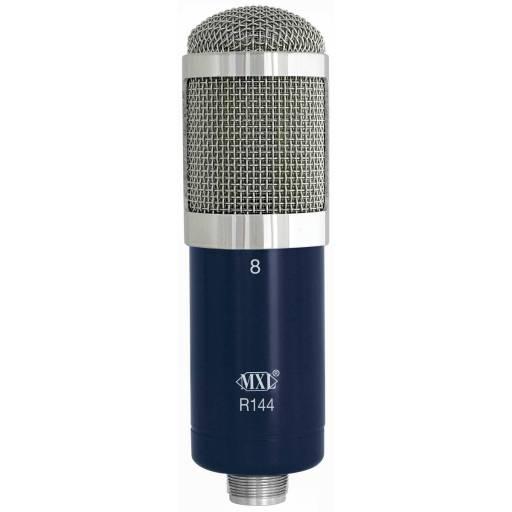 mxl r144 microfone de fita ribbon