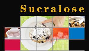 sucralose glicemia