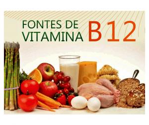 vitamina B12 deficiência