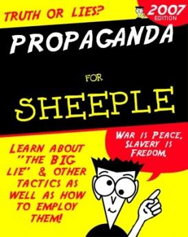 Propaganda for Sheeple
