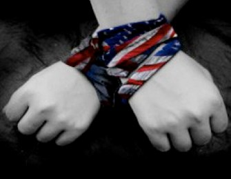 America tied up