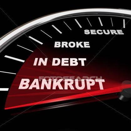 Financial stress dial
