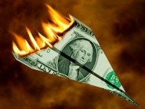 The hot-flying US economy