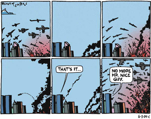 By Ted Rall, 3 June 2004