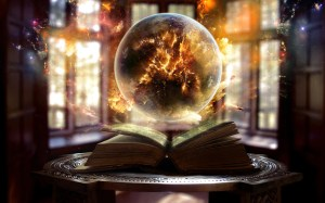 Globe of Fire