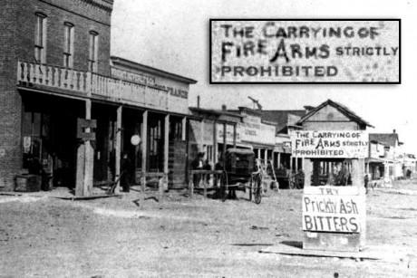 Dodge City, 1879.