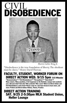 MLK's Civil Disobedience