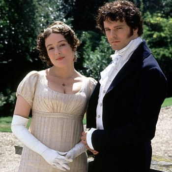 Mr. Darcy and Elizabeth Bennet