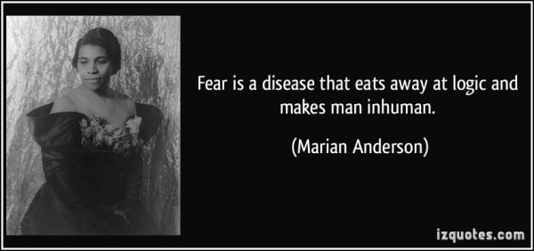 Fear: Anderson