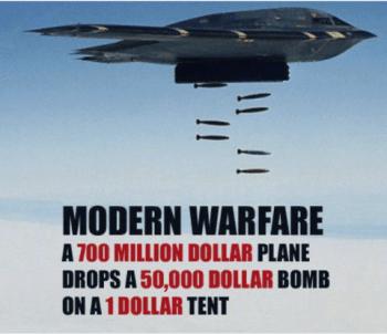 4gw vs USAF bomber