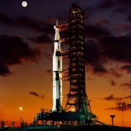 Saturn V, November 1967