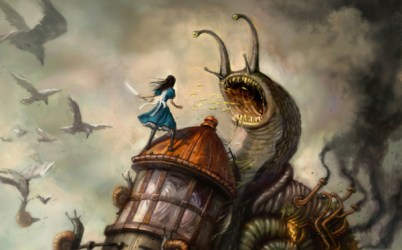 "Alice in ""Madness Returns"""