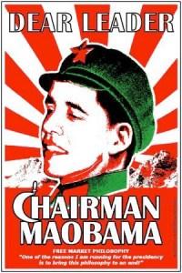 Obama as Mao