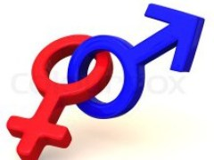 Men and Women linked together