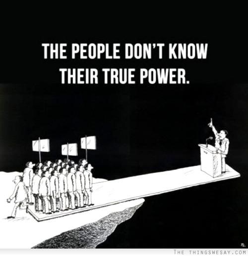 True political power