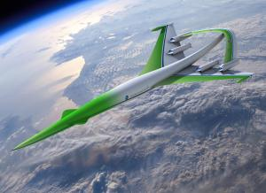 Lockheed Martin Supersonic Design Concept