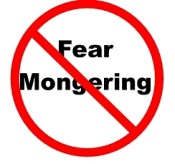 """Say """"no"""" to fearmongering"""