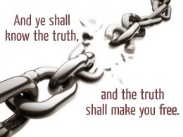 Truth Will Make You Free
