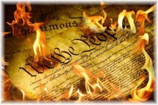 Our burning constitution